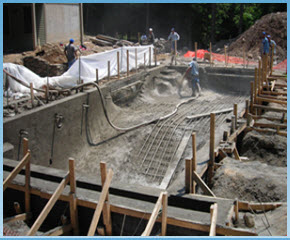 Structural engineering for Pool design engineering